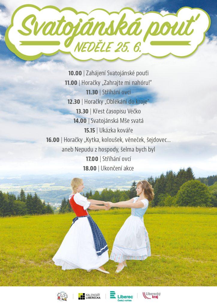 Svatojanska pout 2017 program